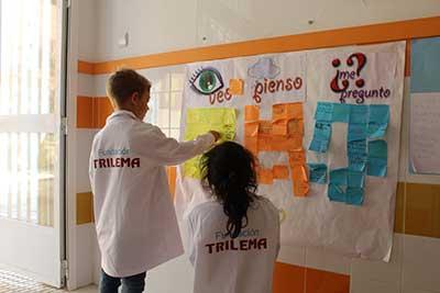 Trilema El Pilar Madrid | Escuela de la Fundación Trilema